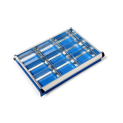 Schubladeneinteilungs-Set - Schrankbreite x -tiefe 600 x 450 mm