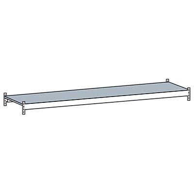 Schulte Zusatzebene mit Stahlboden - Spannweite 2500 mm