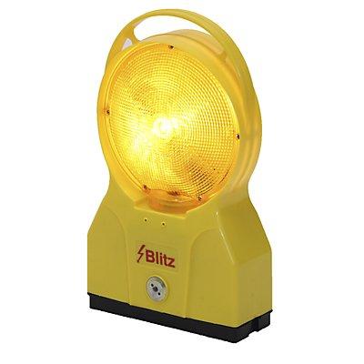 LED-Blitzleuchte zum Aufstecken - Lichtaustritt beidseitig