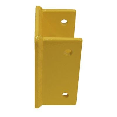 Wandhalterung für Sicherheitsgeländer - für Außen- und Inneneinsatz, Gewicht 1,54 kg