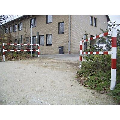 MORAVIA Gatterschranken - 1 Paar