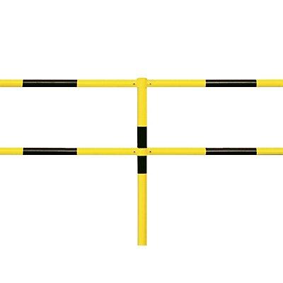MORAVIA Systemgeländer aus Stahlrohr - Querrohr Ø 60 mm