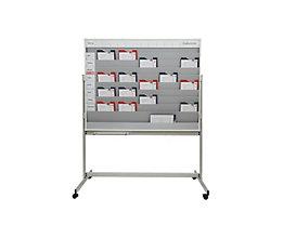 Eichner Planungstafel, mobil - BxT 1550 x 1945 mm