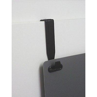 Eichner Planboard, Polypropylen - HxB 900 x 250 mm, grau
