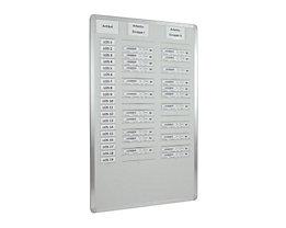 Eichner Orga-Easy-Plantafel - Höhe 900 mm, für DIN A5 vertikal