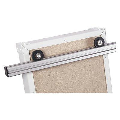 Eichner Wandprofil für Flexo-Board - HxB 30 x 30 mm
