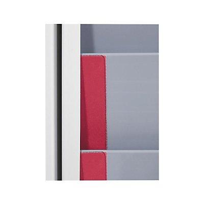 Eichner Kanban-Beschriftungsschilder - VE 126 Stk, farbig sortiert