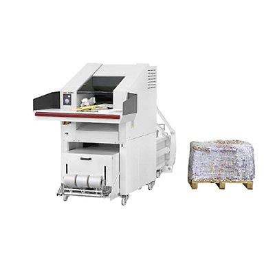 HSM Schredder-Pressen-Kombination - Presskraft 85 kN