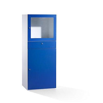 QUIPO PC-Schrank - Schutzart IP42, HxBxT 1625 x 600 x 350 mm