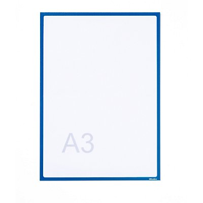 Ultradex Infotaschen für Adhäsionshaftung - DIN A3, BxH 312 x 435 mm