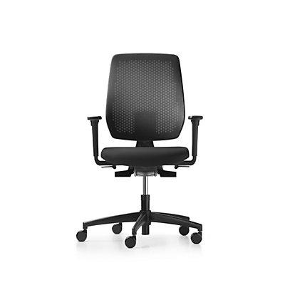 Dauphin Bürodrehstuhl SPEED-O - Rückenlehne mit Netzbespannung