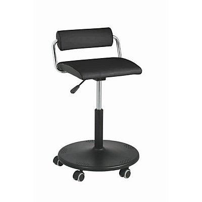 bimos Drehhocker SWEEMO - Sitz-Höhenverstellung 440 – 640 mm