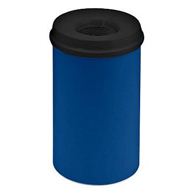 Corbeille à papier de sécurité - capacité 20 l, hauteur 426 mm