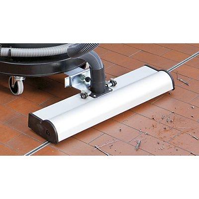 Suceur extra-large - pour aspiration de grandes surfaces - largeur de travail 600 mm