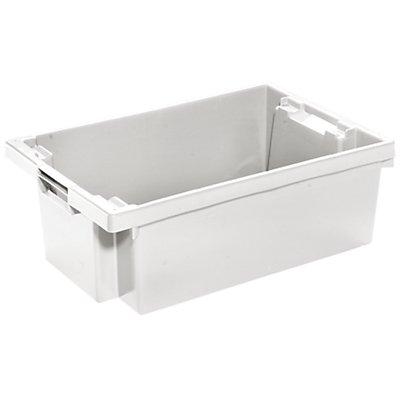 WERIT Drehstapelbehälter aus HDPE - Inhalt 32 l