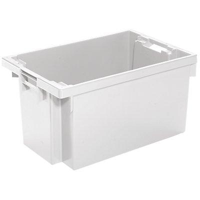 WERIT Drehstapelbehälter aus HDPE - Inhalt 50 l