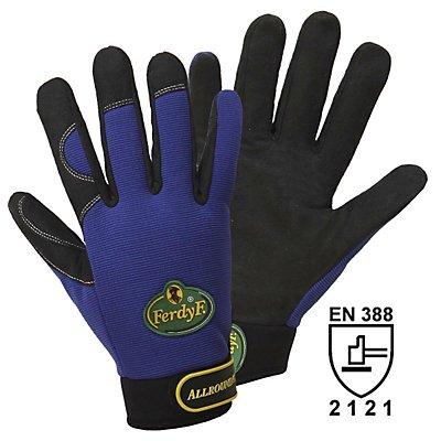 Handschuhe ALLROUNDER - royalblau / schwarz, 1 Paar