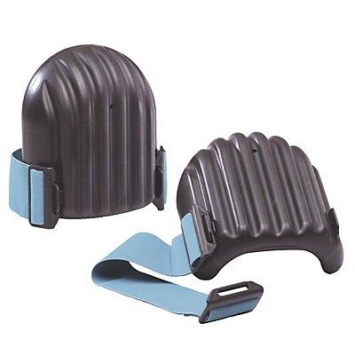 Knieschoner, mit Stichschutz, 1 Paar, schwarz