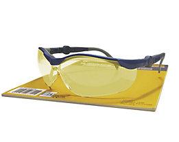 Schutzbrille CYCLE - gelb