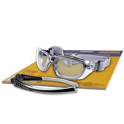 Vollsichtbrille MULTI VISION, Polycarbonat, transparent