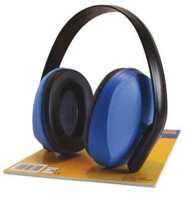 Kapselgehörschutz VE A 2, Standard, Kunststoff, blau / schwarz