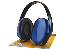 Kapselgehörschutz, Standard - Kunststoff, 27.5 dB Gehörschutz