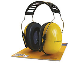 Kapselgehörschutz ARTON METALL - Kunststoff, 24 dB Gehörschutz