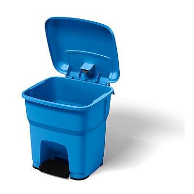 rothopro rothopro Pedal-Abfallsammler aus Kunststoff - Volumen 35 l