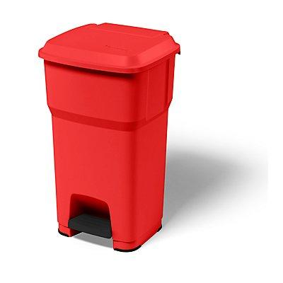 rothopro Tretabfalleimer aus Kunststoff - Volumen 60 Liter