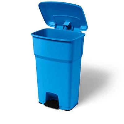rothopro rothopro Pedal-Abfallsammler aus Kunststoff - Volumen 85 l