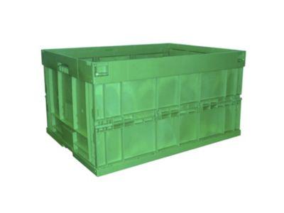 Faltbox aus Polypropylen - Inhalt 200 l, ohne Deckel