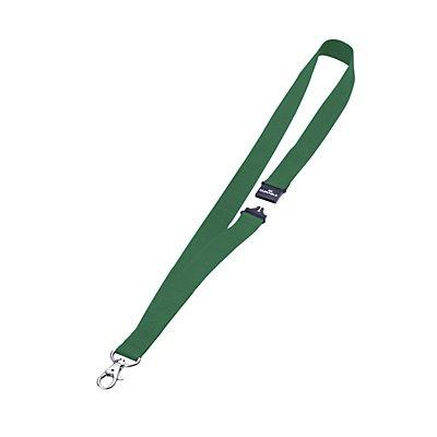 Durable Textilbänder mit Karabinerhaken - Sicherheitsverschluss, VE 50 Stk