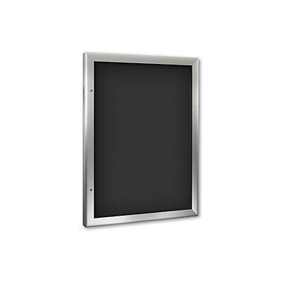 Schaar-Design Schaukasten für Innen- und Außenbereich - Hochformat