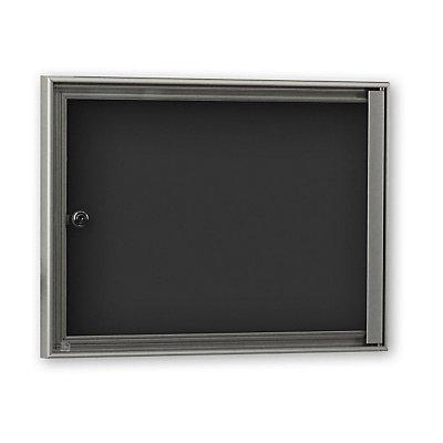 Schaukasten für den Innenbereich - Außentiefe 27 mm