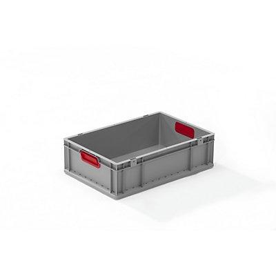 allit Schwerlast-Euronormbehälter - Inhalt 34 l, VE 5 Stk