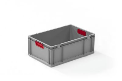 Schwerlast-Euronormbehälter - Inhalt 44,3 l, VE 4 Stk