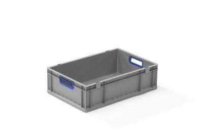 Schwerlast-Euronormbehälter - Inhalt 34 l, VE 5 Stk