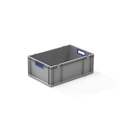 allit Schwerlast-Euronormbehälter - Inhalt 44,3 l, VE 4 Stk