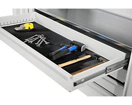Anti-Rutschmatte - für Großraumschrank - für Schranktiefe 400 mm