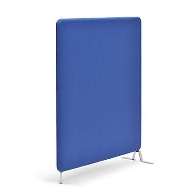 Schallschutzwand  Softline - mit Stoffbezug, Gesamthöhe 1460 mm