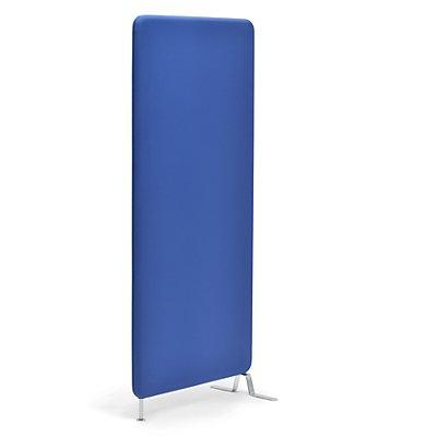 Cloison acoustique modulaire Softline - tissu, hauteur h.t. 1800 mm