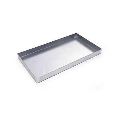 Wannenboden - für BxT 950 x 500 mm - verzinkt
