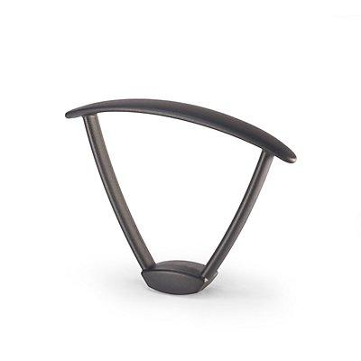 Armlehnen, 1 Paar, schwarz - für Bandscheiben-Drehstuhl - standard