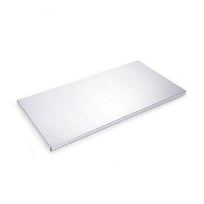 Fachboden für Material- und Schubladenschrank - BxT 945 x 449 mm - VE 2 Stk