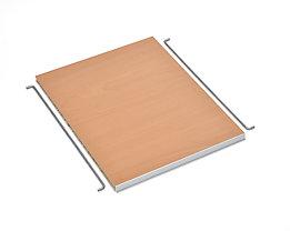 fm büromöbel Sortierfachboden, VE 5 Stk - BxT 279 x 350 mm - Buche-Dekor