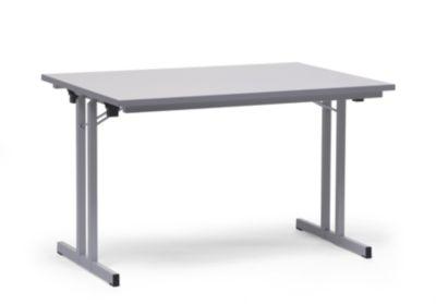 Table pliante plateau extra large hauteur 720 mm - Table plateau pliante ...
