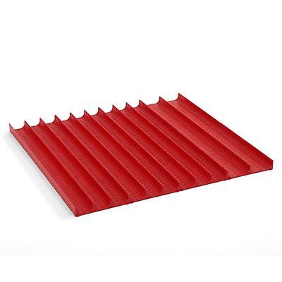 EUROKRAFT Kunststoffmulden-Set - für Schubladenhöhe 50 mm