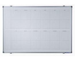 Jahresplaner - BxH 900 x 600 mm, Version DE
