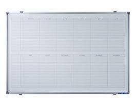 Jahresplaner - BxH 900 x 600 mm, Version EN