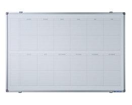 Jahresplaner - BxH 900 x 600 mm, Version FR